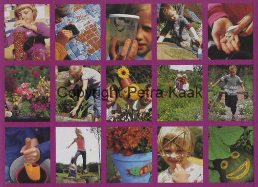 Tuinieren met kinderen van Kim Wilde