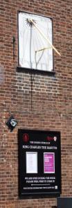Zonnewijzer Pantiles, Tunbridge Wells