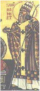 St Marmertus IJsheiligen