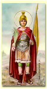 St Pancratius IJsheiligen