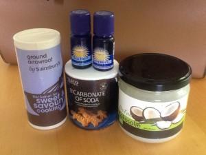 Recept zelf deodorant maken