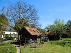 Oude moestuin Valkenburg